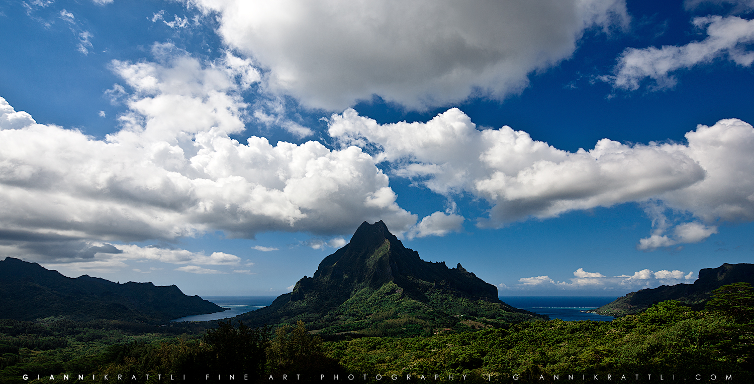 Bays of Moorea