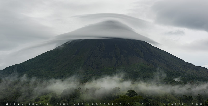 UFO of Arenal
