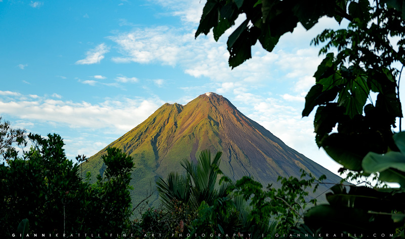 The Beauty of Arenal