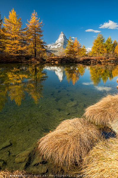 Autumn at the Matterhorn 2