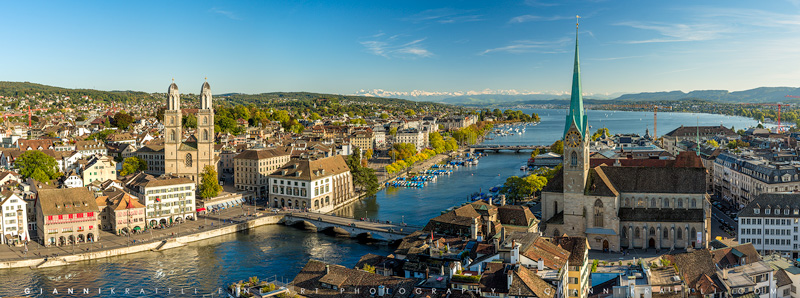 Zurich at its Best